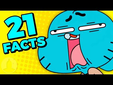 21 Quick Facts About Gumball YOU Should Know!! (Tooned Up S6 E15) | Channel Frederator