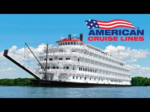 The American Cruise Lines Difference 2017