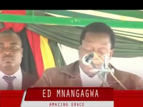 "Mnangagwa hits back at Grace Mugabe ""Stop it"""