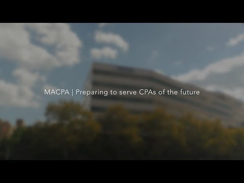 MACPA's New Workplace | Preparing to serve CPAs of the future