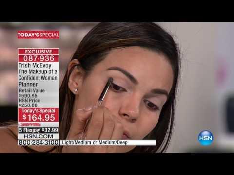 HSN | Trish McEvoy Beauty 06.08.2017 - 03 PM