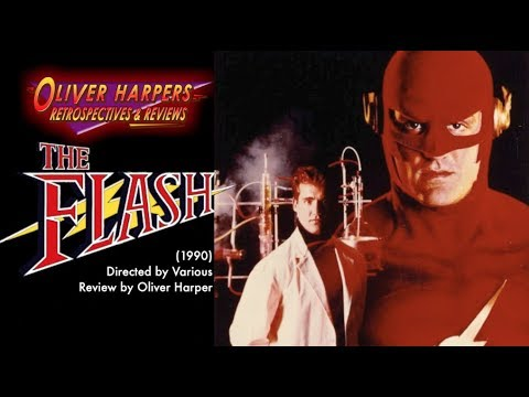 The Flash (1990) TV Series Retrospective / Review