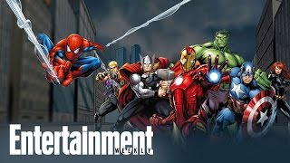 All The Marvel TV Shows Coming Your Way In 2017-2018! | Entertainment Weekly