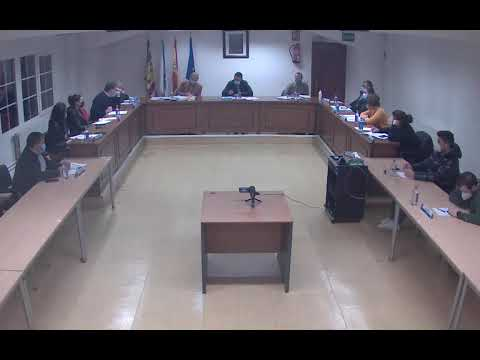 O pleno do POS ratifica a falta de consenso en Santa Comba