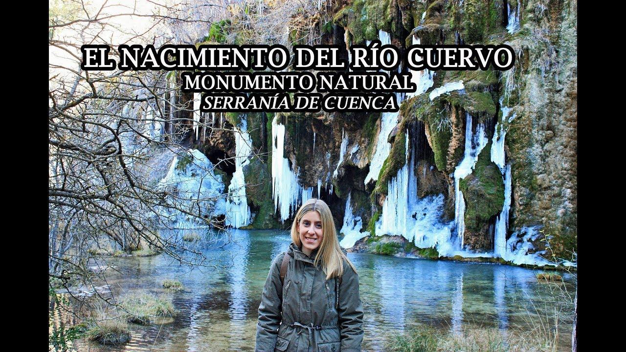 El nacimiento del r o cuervo cuenca youtube - Casas rurales nacimiento rio cuervo ...