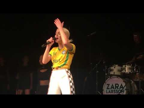 Zara Larsson - This One's For You  in São Paulo Brazil at  Club