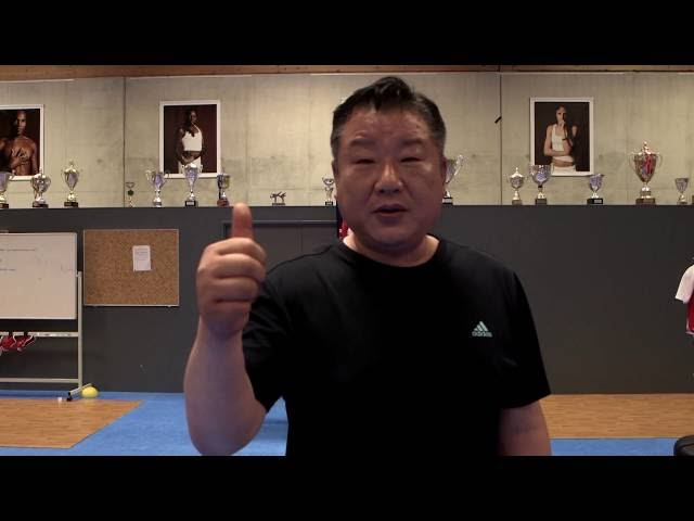 adidas taekwondo Korea headcoach team