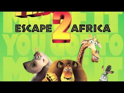 Madagascar 2 Escape to Africa - The Traveling Song