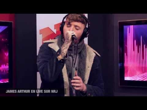 James Arthur - Recovery - Live sur NRJ