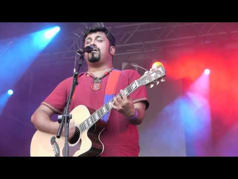 Raghu Dixit - No Man Will Ever Love You Like I Do - OneFest 14/04/2012