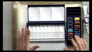 Winsor & Newton Watercolour box set info