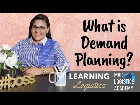 What Is Demand Planning? Supply Chain Basics