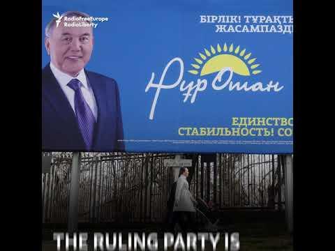 Kazakhstan's Omnipresent President