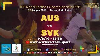 IKF WKC 2019 AUS-SVK