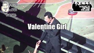 New Kids on the Block - Valentine Girl (AT&T Center, San Antonio, TX 05/16/2019) HD