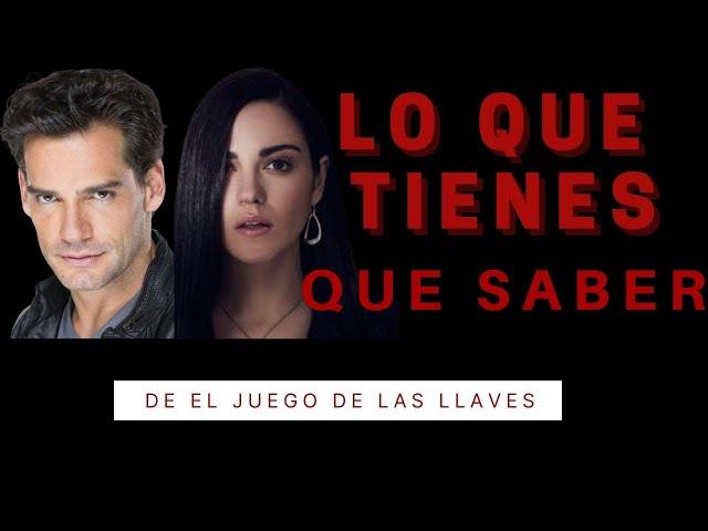 Maite Perroni y Cristián de la Fuente en El Juego de las Llaves - El Aviso Magazine 2021