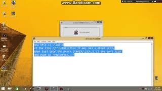 How To Configure Vidalia for downloading torrents in Universities (GITAM) part 1