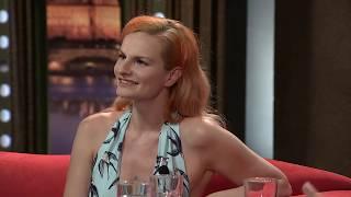 1. Iva Pazderková - Show Jana Krause 14. 6. 2017