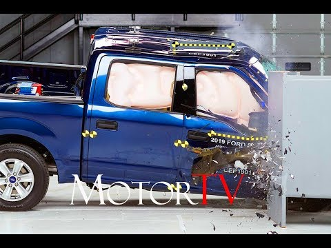 11 CREW CAB PICKUPS CRASH TEST: Most need BETTER passenger-side protection l Ratings & Making of