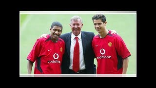 What did Ronaldinho say to Kleberson before United move to Manchester United?