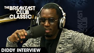 Breakfast Club Classic - Diddy Reminisces About Biggie And Talks What March 9th Means To Him