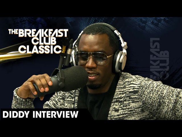 Diddy Reminisces About Biggie And Talks What March 9th Means To Him On The Breakfast Club