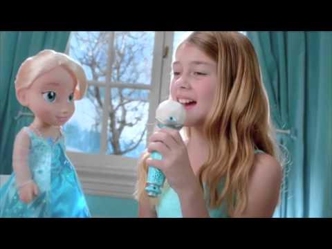 MixYou Giocattoli Elsa Karaoke
