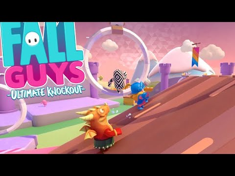 Fall Guys: Ultimate Knockout – Ring Around The Rosie SEASON 4 [PS4 Gameplay]