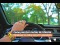 Como parcelar multas de trânsito