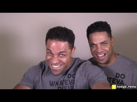 All Girls Like Hair Pulling @hodgetwins