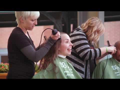 Saint Baldrick's Foundation - Head Shaving Lincoln Nebraska Event Overview Sept 2015