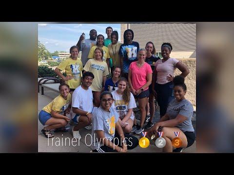 Athletic Training Olympics (Klein High School )