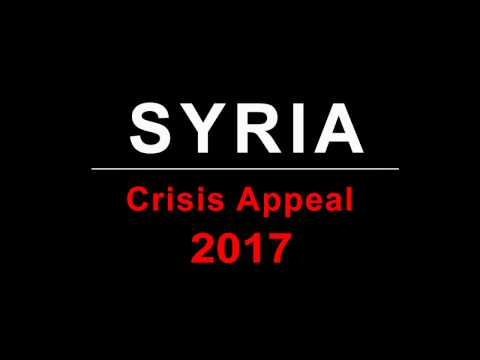 Syria Appeal 2017 - Sacred Trust UK & Dabbagh Welfare Trust