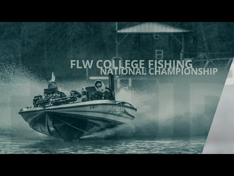 2016 FLW TV | College Fishing National Championship | Lake Keowee