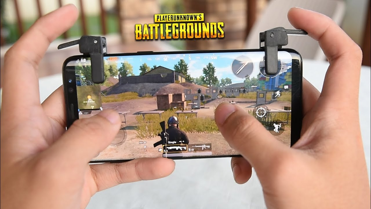 DIY Phone Trigger Buttons (PUBG/ ROS/ Fornite): 21 Steps (with Pictures)