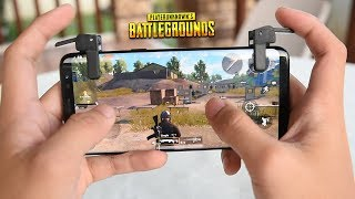 DIY Phone Trigger Gaming Buttons (PUBG Mobile - 3D Printed Version)