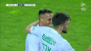Download lagu מחזור 11   המשחק המלא: הפועל חדרה - מכבי חיפה 3-0