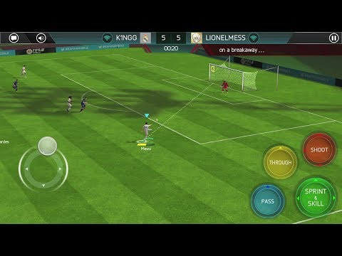 Fifa Soccer Android Gameplay #6