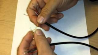 Klipsch Promedia 2.1 DIN Plug Repair