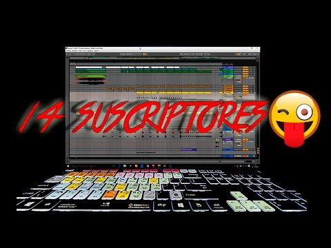 Electro house ableton project
