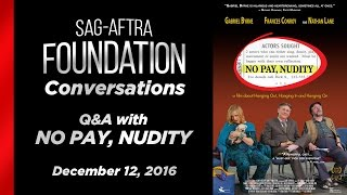 Conversations with NO PAY, NUDITY