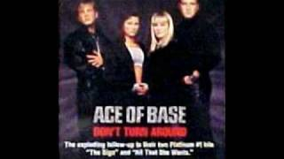 Ace of Base - Don't Turn Around (Official Instrumental with Backing Vocals)