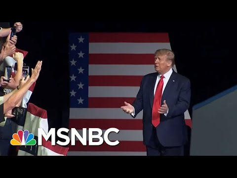Trump 'Furious' Over Sparse Tulsa Rally And On Defense Over Bolton Book | The 11th Hour | MSNBC