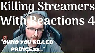 PUBG - Killing Twitch Streamers With Reactions 4