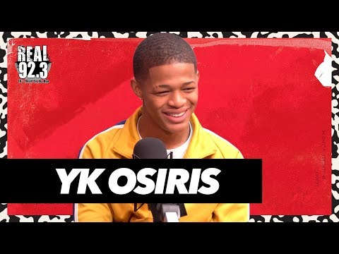 YK Osiris on Signing with Def Jam, Being Managed by His Dad, Florida Rap Scene + More!