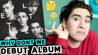 Baixar Why Don't We - 8 Letters Album [REACCIÓN]
