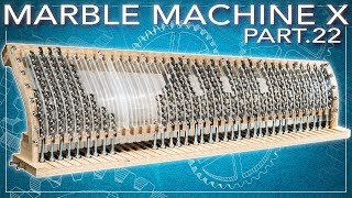 Marble Machine X part 22 - MARBLE DIVIDER