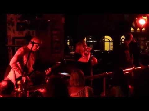 Mad on Blonde - Back in Black - Station Tavern, Lytham 27/7/13