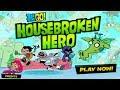 Cartoon Network Games: Teen Titans Go! - Housebroken Hero