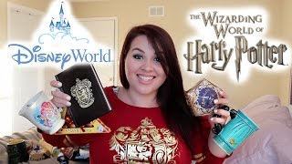 Harry Potter World & Disney World Haul